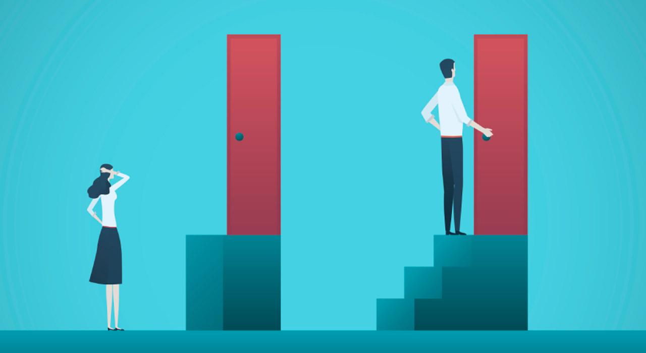 #8M: 4 gráficos que muestran cómo la brecha de género nos empobrece