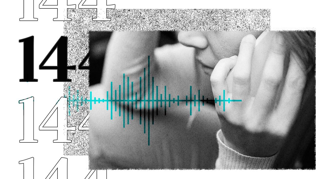 144, la línea a la que cada día llaman 133 mujeres para denunciar violencia