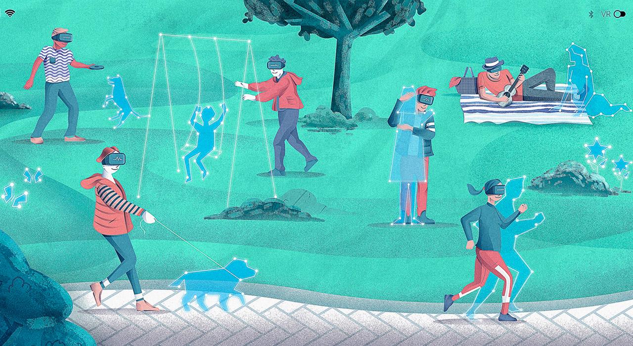 Oxígeno   La relaciones humanas en la era de la realidad virtual