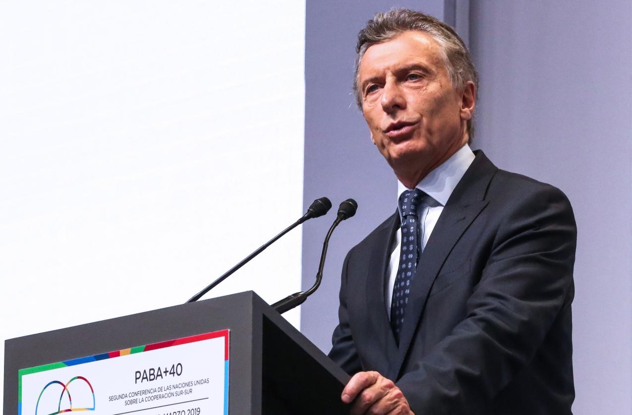La ONU se reúne en Buenos Aires para discutir las futuras reglas de la cooperación para el siglo 21