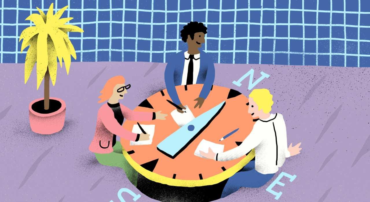 Las tres reglas para liderar una reunión