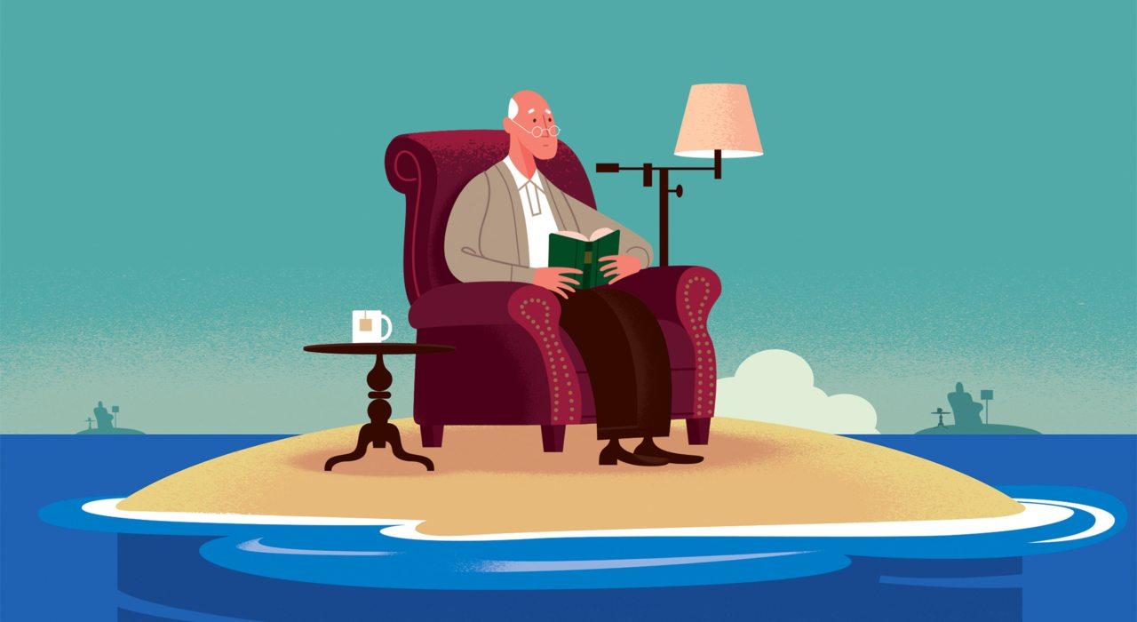 Los sorprendentes efectos de la soledad sobre la salud