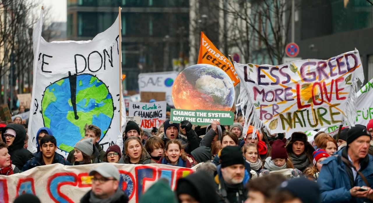 #15M: qué piden los adolescentes argentinos y de 70 países que marchan por el cambio climático