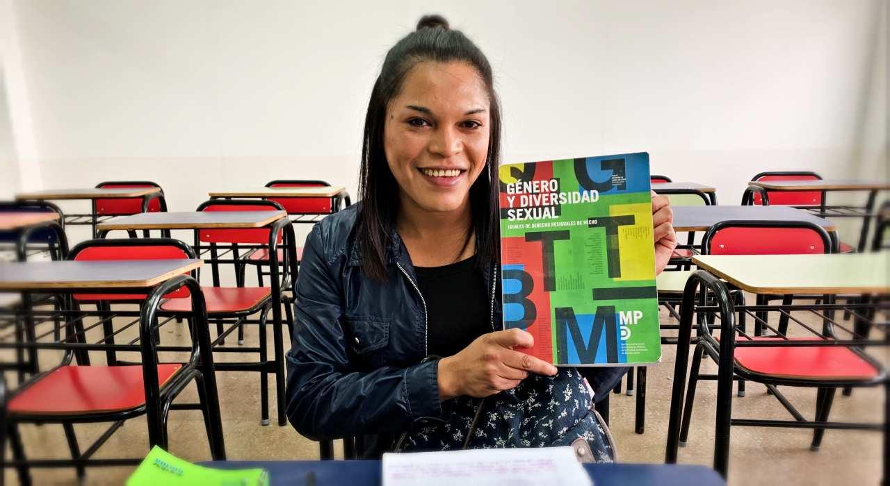 La historia del Mocha Celis, la primera escuela para personas trans del mundo