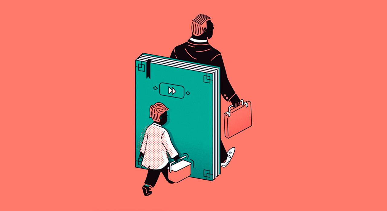 Oxígeno | El futuro, a través de un libro