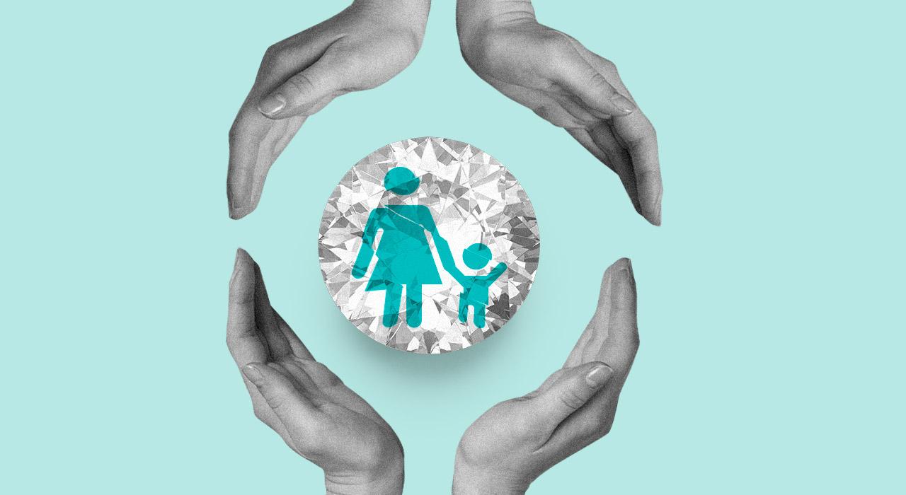 Superar el abandono y el maltrato: niños y niñas que viven en hogares suman un adulto que los guía