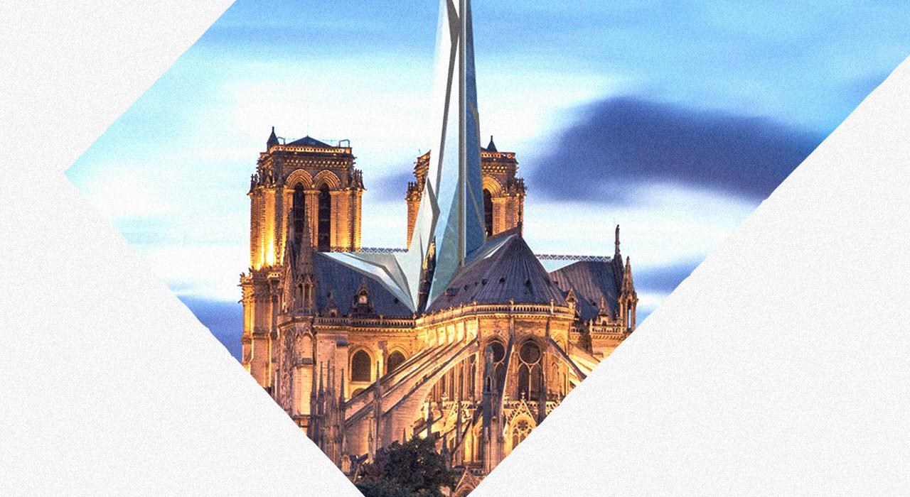 Notre Dame: por qué en el siglo XXI la construcción de una catedral es una aventura épica como en la Edad Media