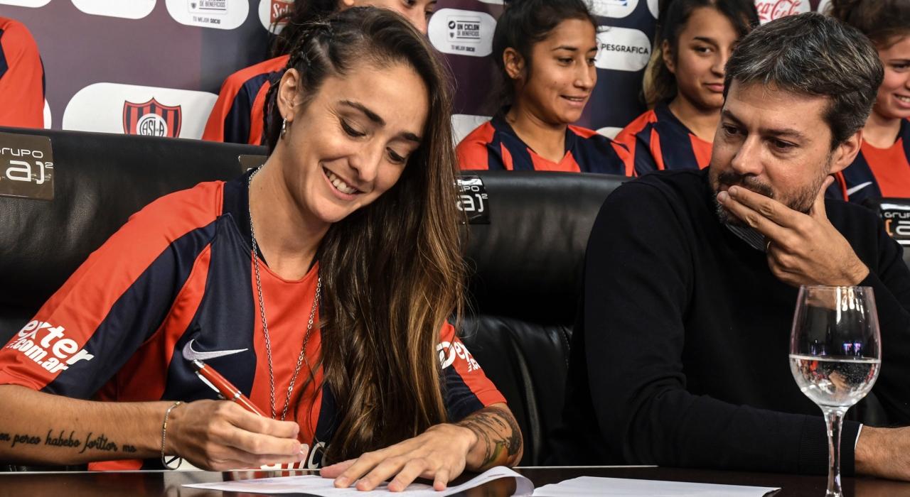 """""""El fútbol femenino es el futuro"""""""