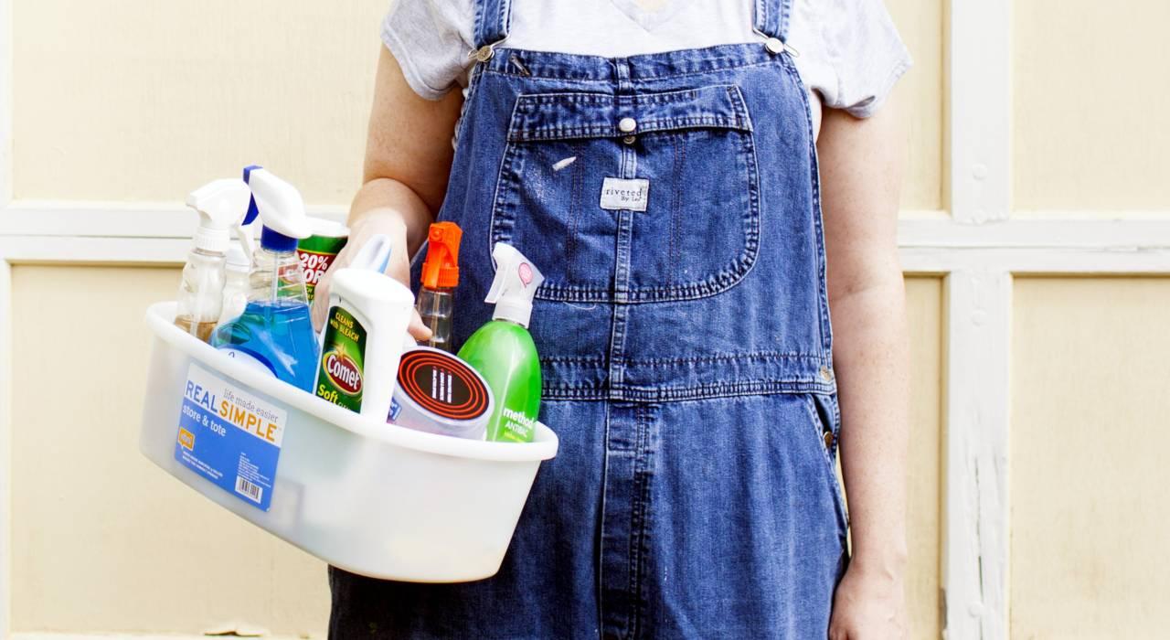 Tres cosas que nunca limpias pero que deberías