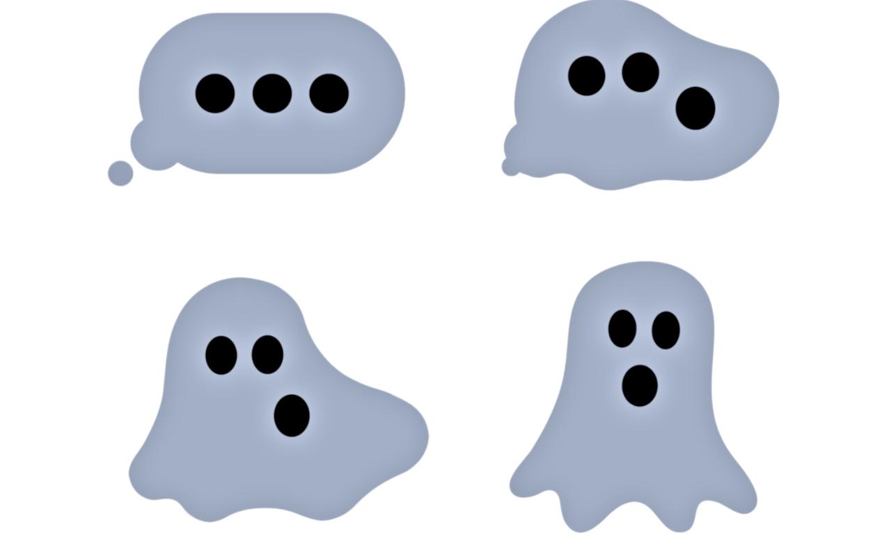 """Cómo evitar que te hagan """"ghosting"""""""
