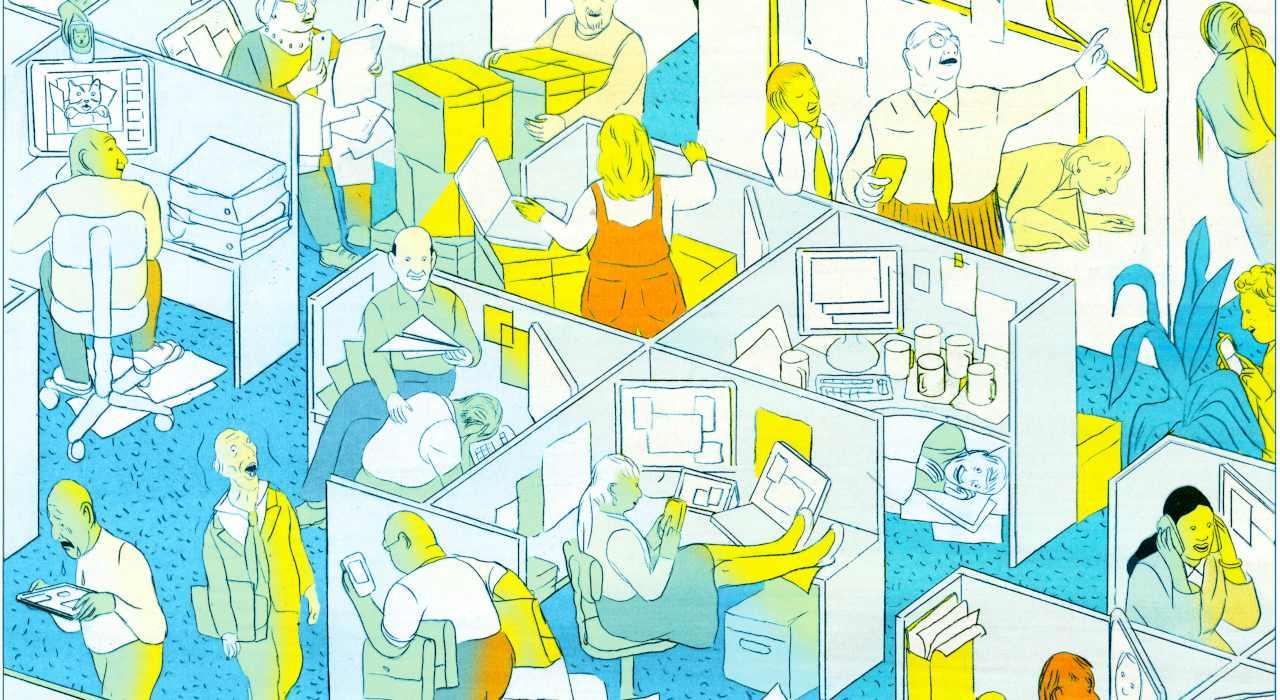 Cuatro factores que promueven la felicidad en el trabajo