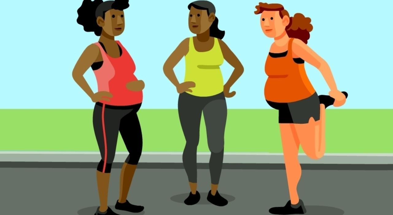 Consejos para correr mientras estás embarazada