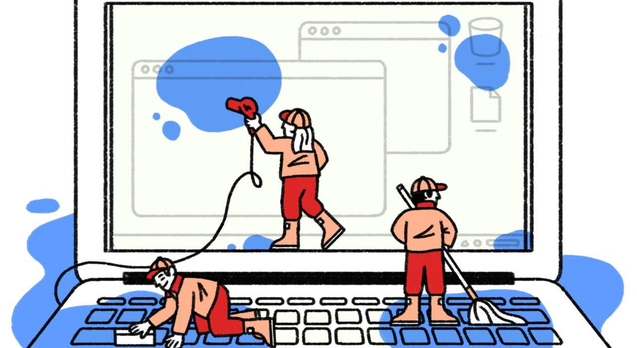 Qué hacer si derramas líquido sobre tu computadora