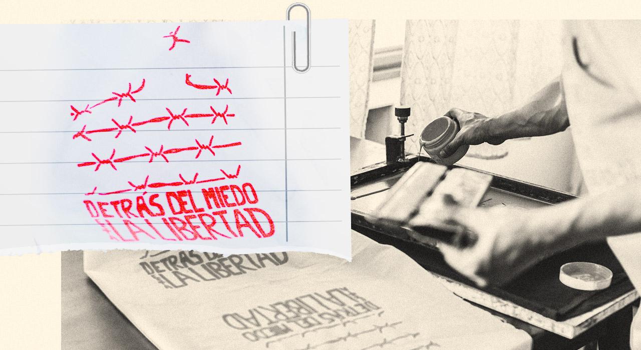Cómo funciona la imprenta Esquina Libertad, una cooperativa creada por detenidos que da trabajo a liberados y sus familias
