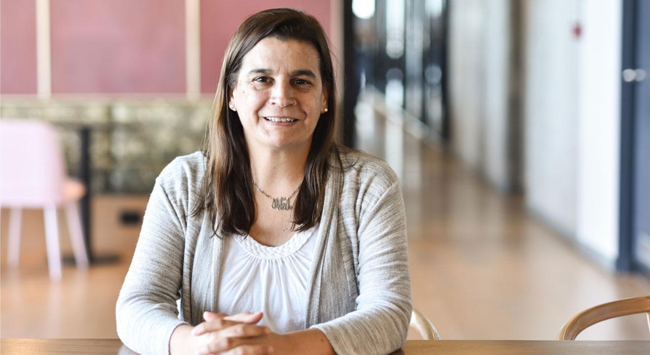 Belén Quellet / Editora de Comunidad y Participación