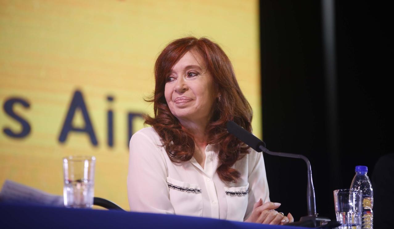 CFK propone un nuevo contrato social