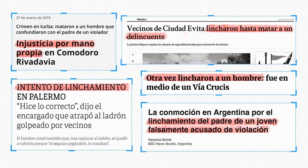 Linchamientos en la Argentina: tratando de explicar lo inexplicable