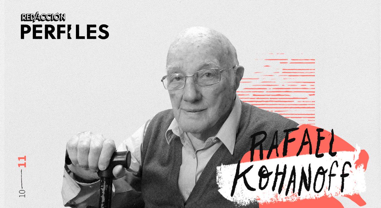 Tiene 93 años y crea soluciones para problemas cotidianos de adultos mayores