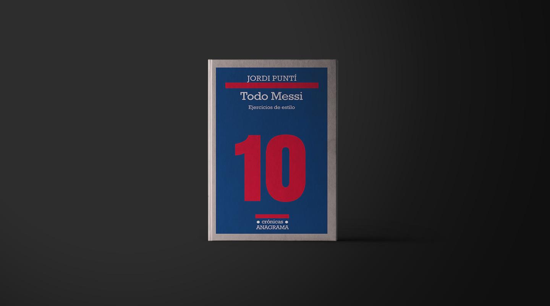 Todo Messi, comentado por Federico Lorenz