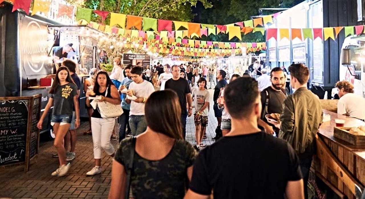 CHILLAX   Feria de sabores del mundo y ¡mucho más!
