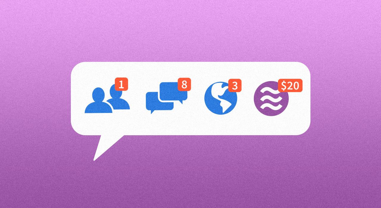 ¿Revolución tecnológica en puerta? Facebook anunció Libra, su propia moneda virtual