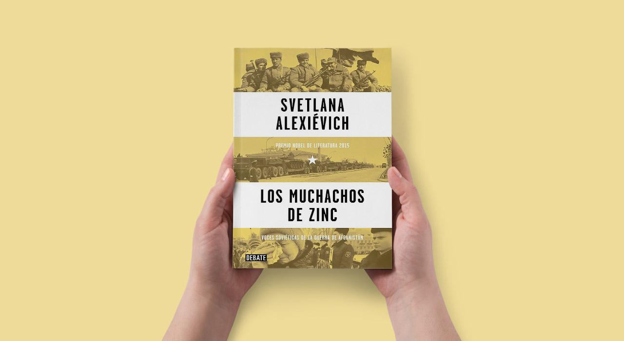 Los muchachos de zinc, comentado por Fernanda García Lao