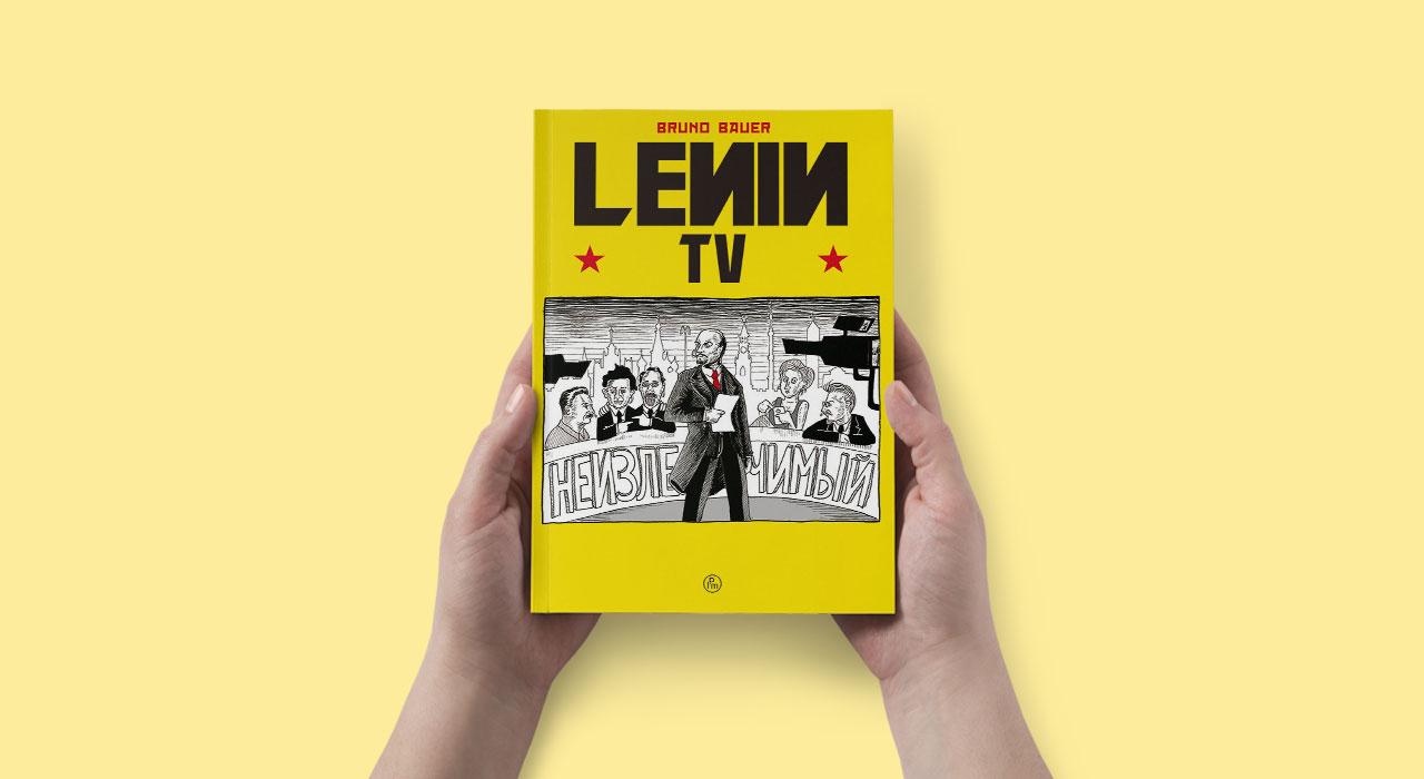 Lenin TV, comentado por Federico Poore