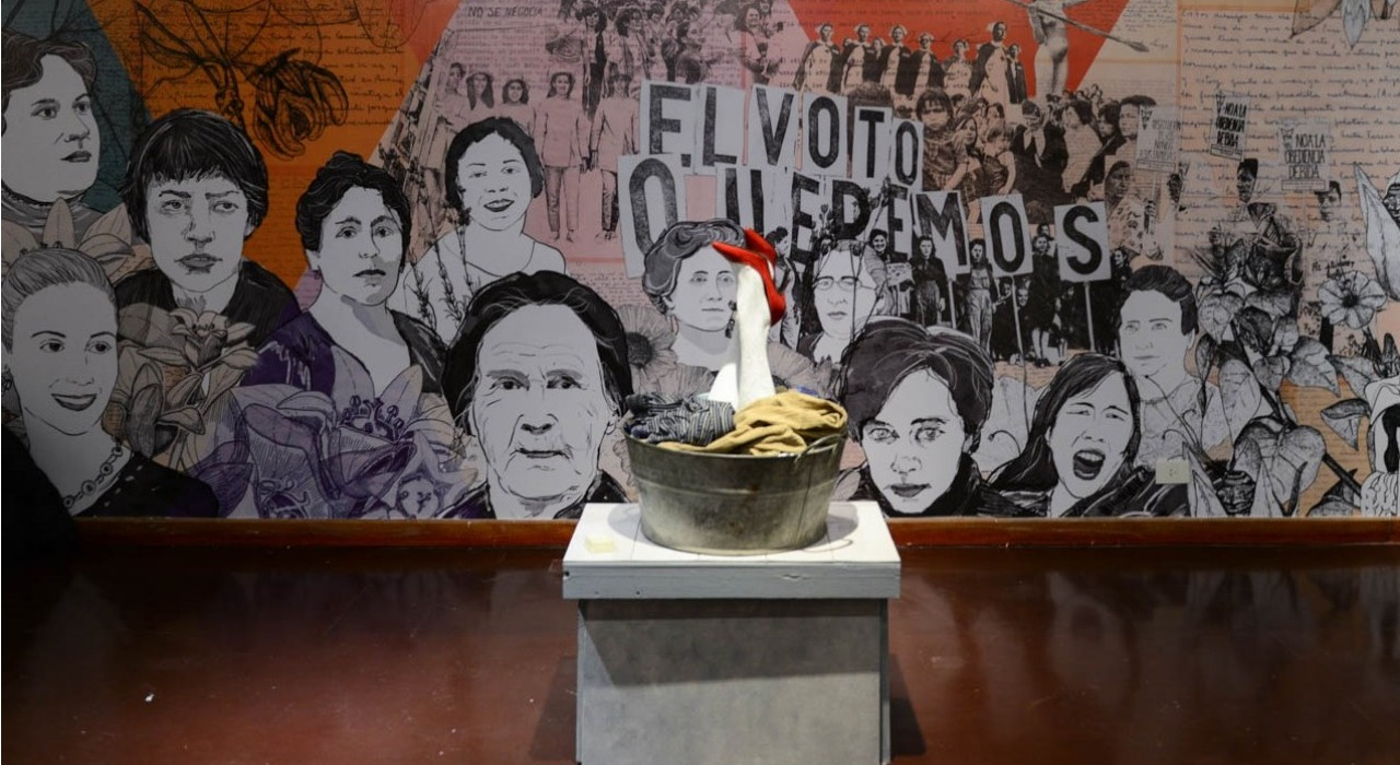 En 10 imágenes. La lucha de las mujeres argentinas por sus derechos lleva más de un siglo