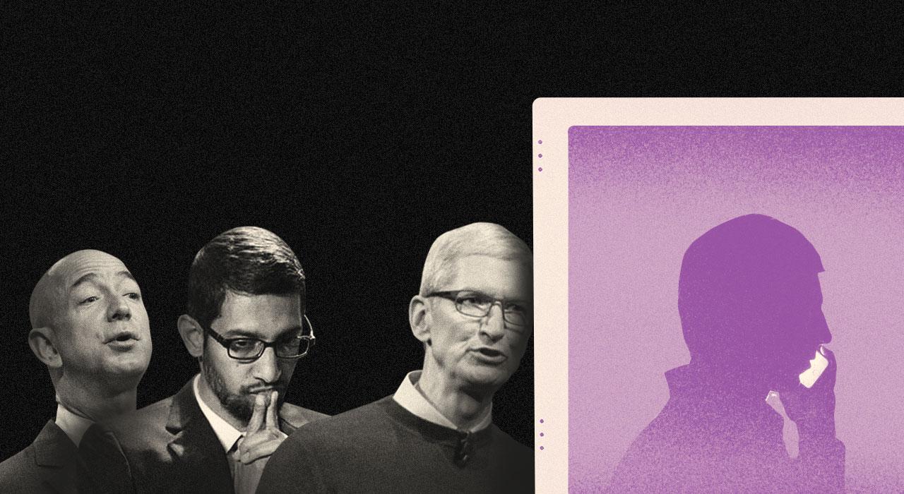 Apple, Amazon y Google nos están escuchando a través de sus asistentes