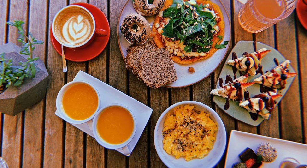 Un oasis de comida saludable, Soda Stereo Láser, ¡y mucho más!