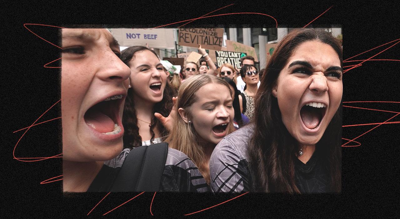 Por qué los jóvenes les gritan a los líderes del mundo qué es lo que tienen que hacer (¡ya!) para salvar el planeta