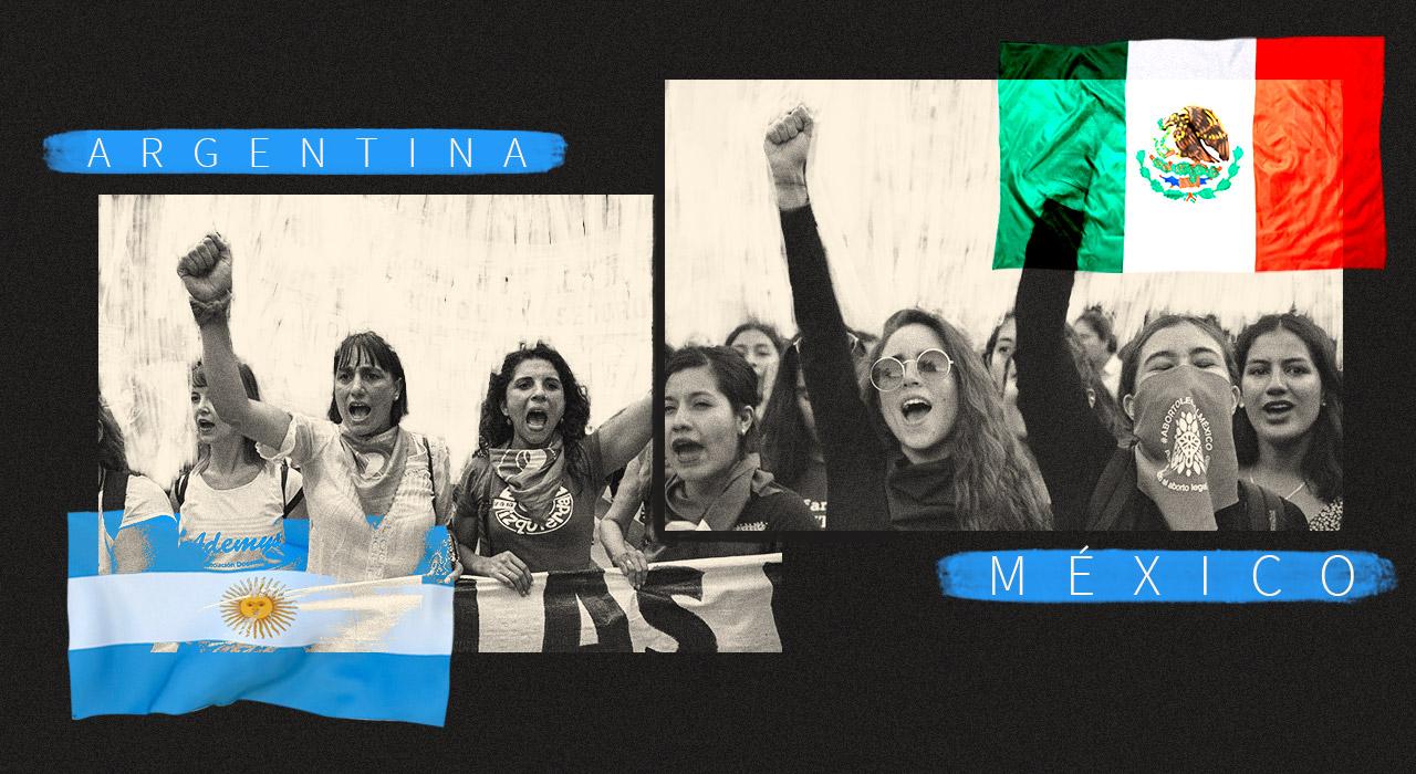 #NiUnaMenos y #NiUnaAsesinadaMás: lo que aprenden argentinas y mexicanas de sus luchas para frenar los femicidios