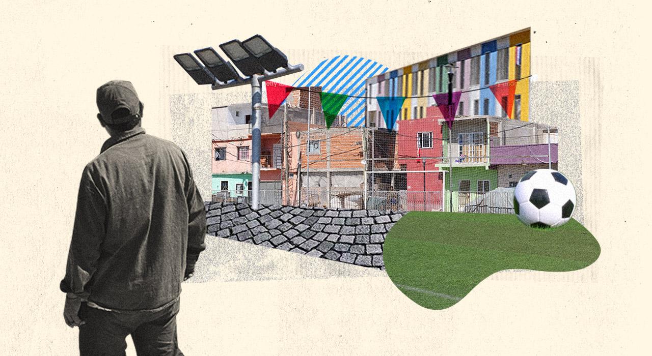 Barrio 31: el asentamiento de Retiro mejora sus condiciones con el trabajo de sus vecinos
