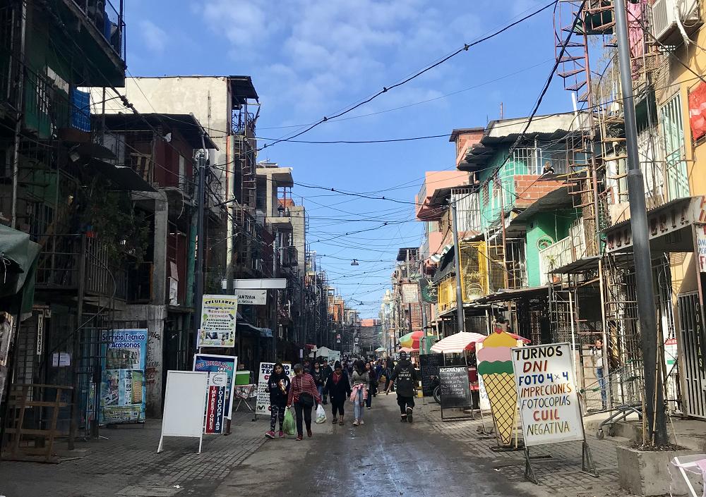 Los problemas y las oportunidades que la cuarentena trajo a emprendedores del Barrio 31