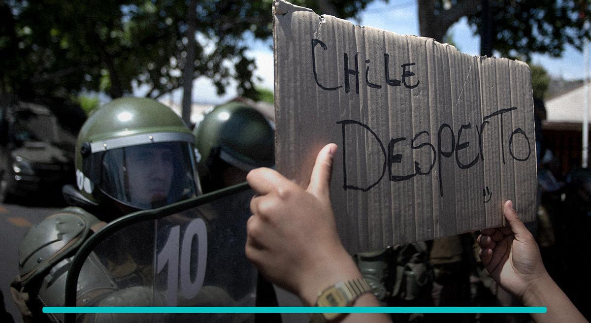 Chile despertó y Argentina votó: ¡que viva la voz del pueblo!