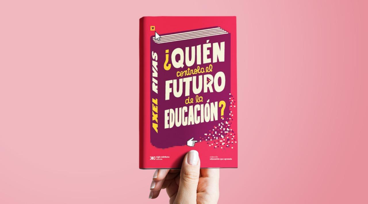 ¿Quién controla el futuro de la educación?, comentado por Brian Majlin