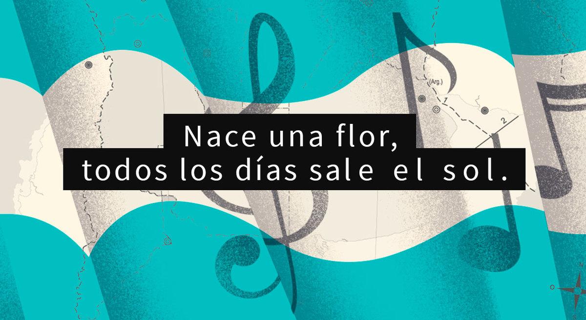 ¿Y si toda la Argentina cantara una misma canción, un mismo día, a la misma hora?