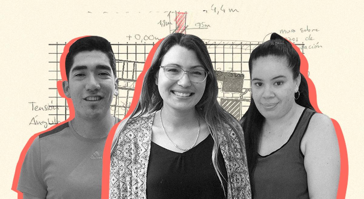 Villas y asentamientos: cómo ayudan al progreso de sus barrios los jóvenes que logran ser profesionales