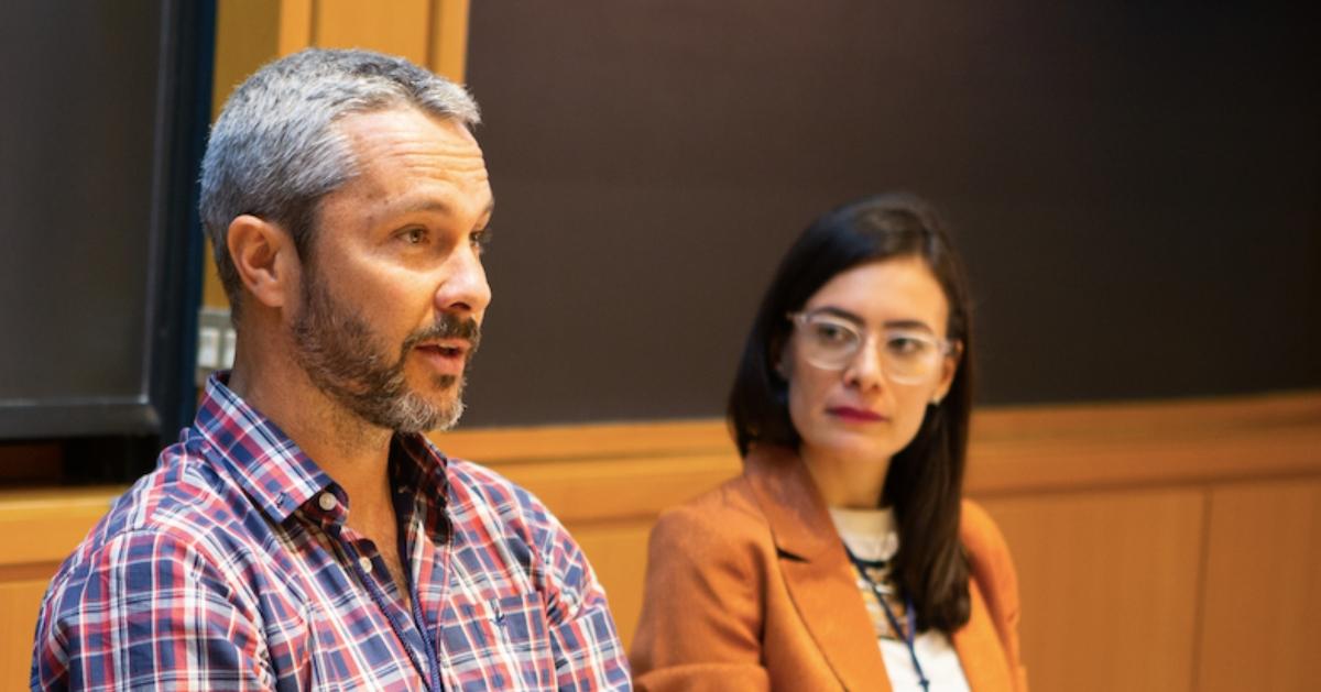 Diego Ruete y Melina Masnatta, dos emprendedores que quieren mejorar el mundo a través de la tecnología y la cocina