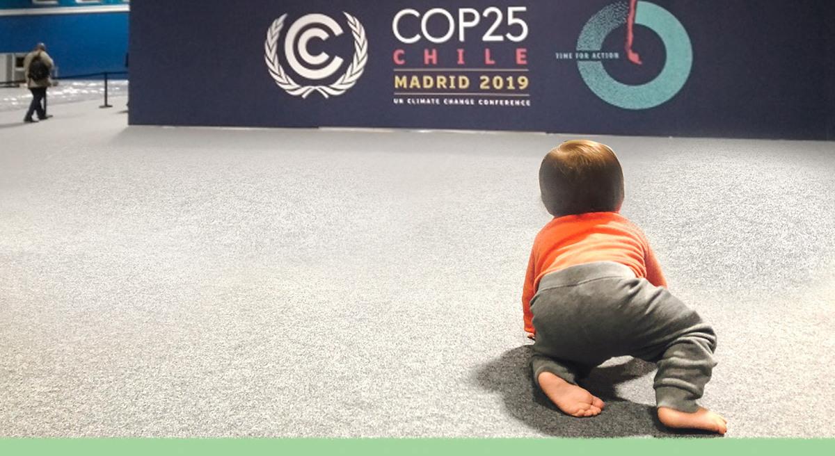COP25: los gobiernos siguen en deuda con la ciencia y las nuevas generaciones