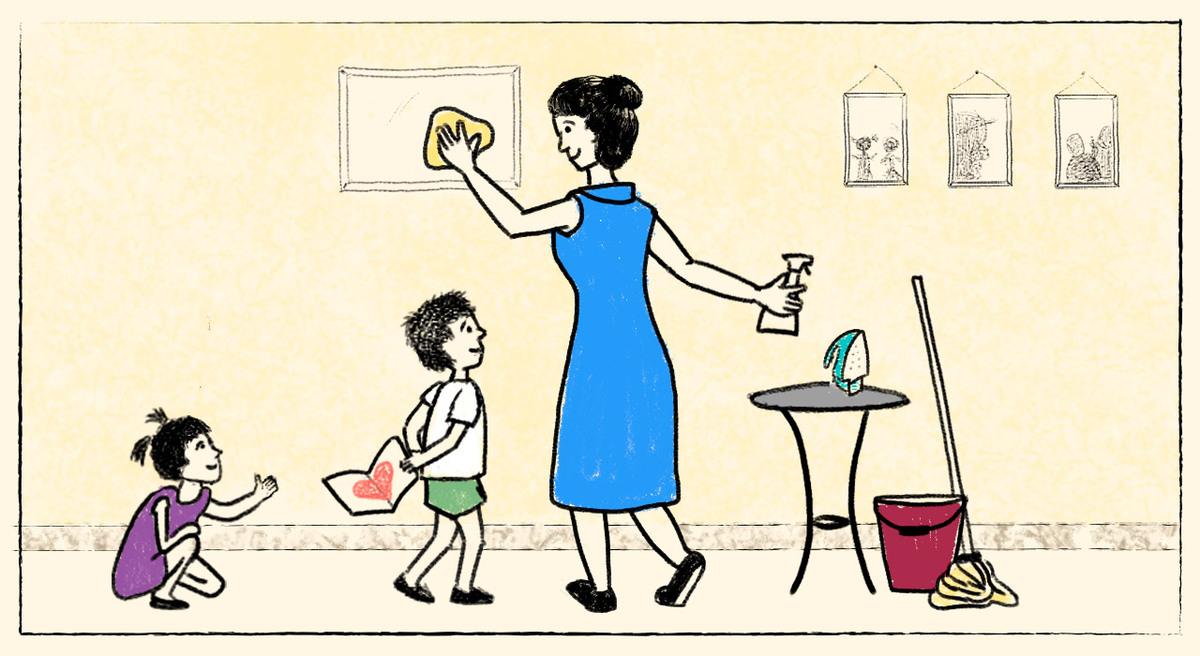 Limpiar, cuidar, cocinar: ¿está bien reconocido el rol de las trabajadoras domésticas?