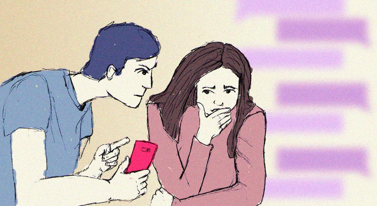 Los celos en tiempos de celulares: el amor no debería rendir cuentas