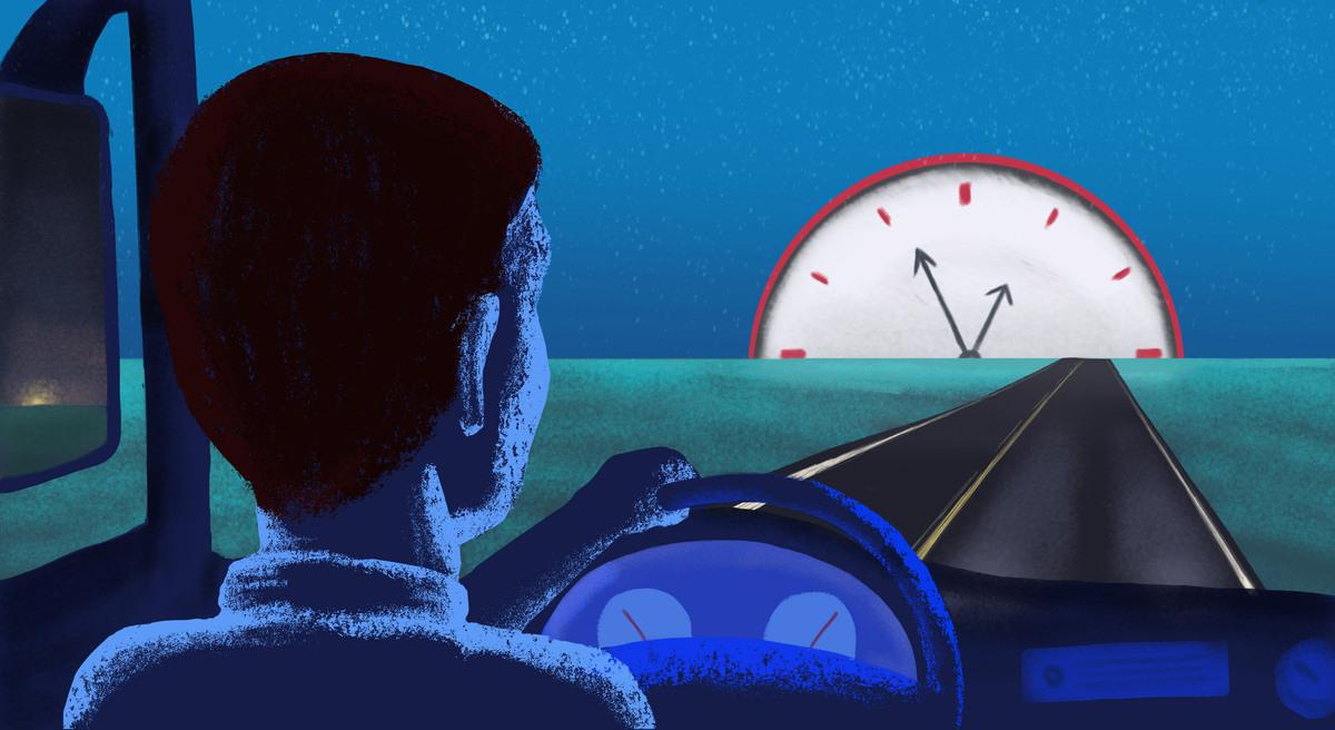 Choferes de micro sin descanso: qué dice la ciencia y en qué trabaja el Gobierno para prevenir incidentes viales