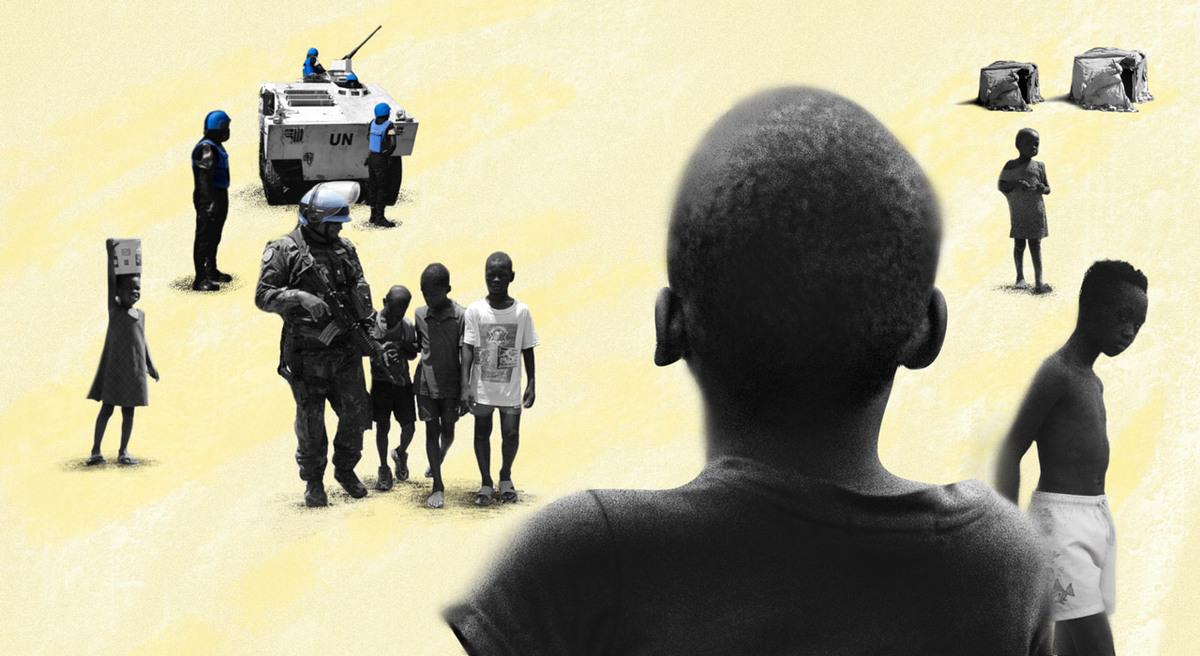 Como Es Vivir En Haiti niños sin padres: el peor legado de los militares argentinos