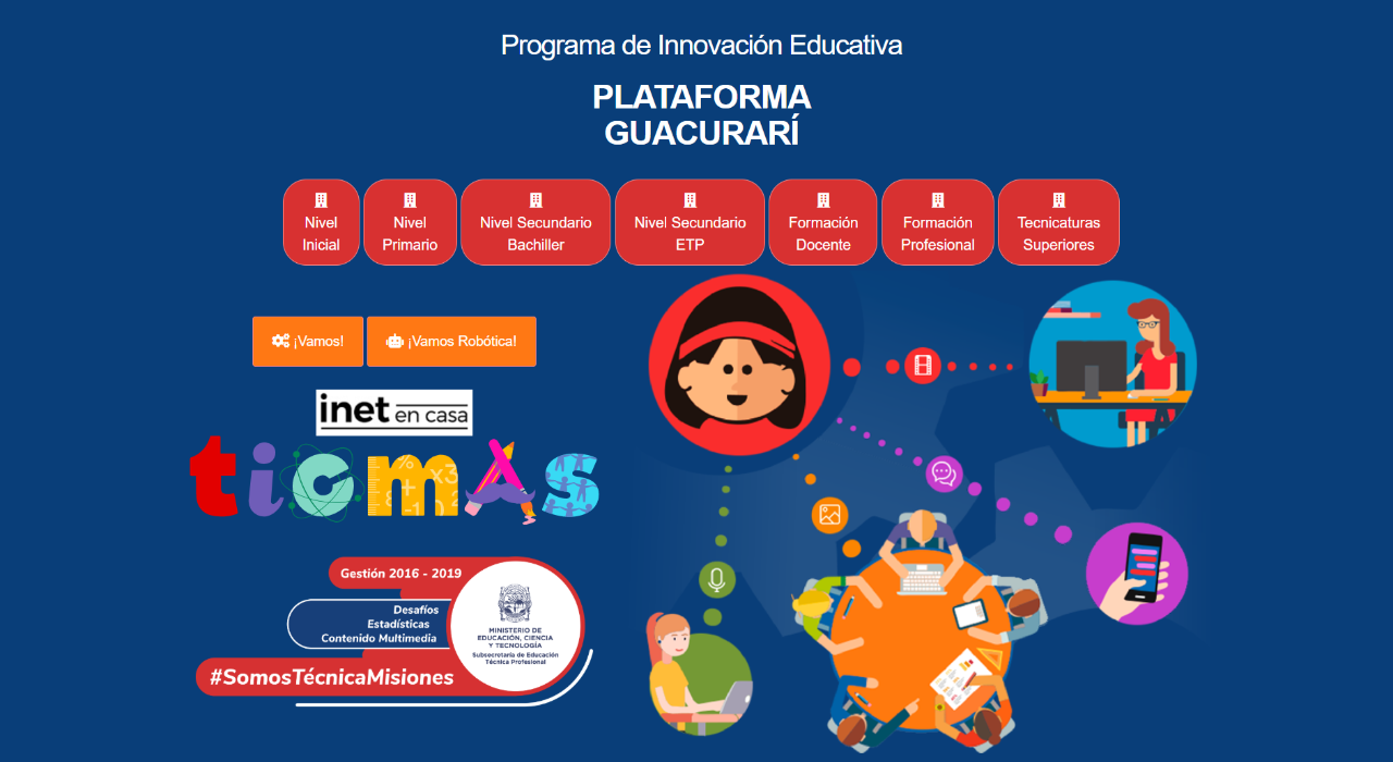 Aulas virtuales: cómo es el plan que armó Misiones para que sus alumnos aprendan sin tener que ir a la escuela