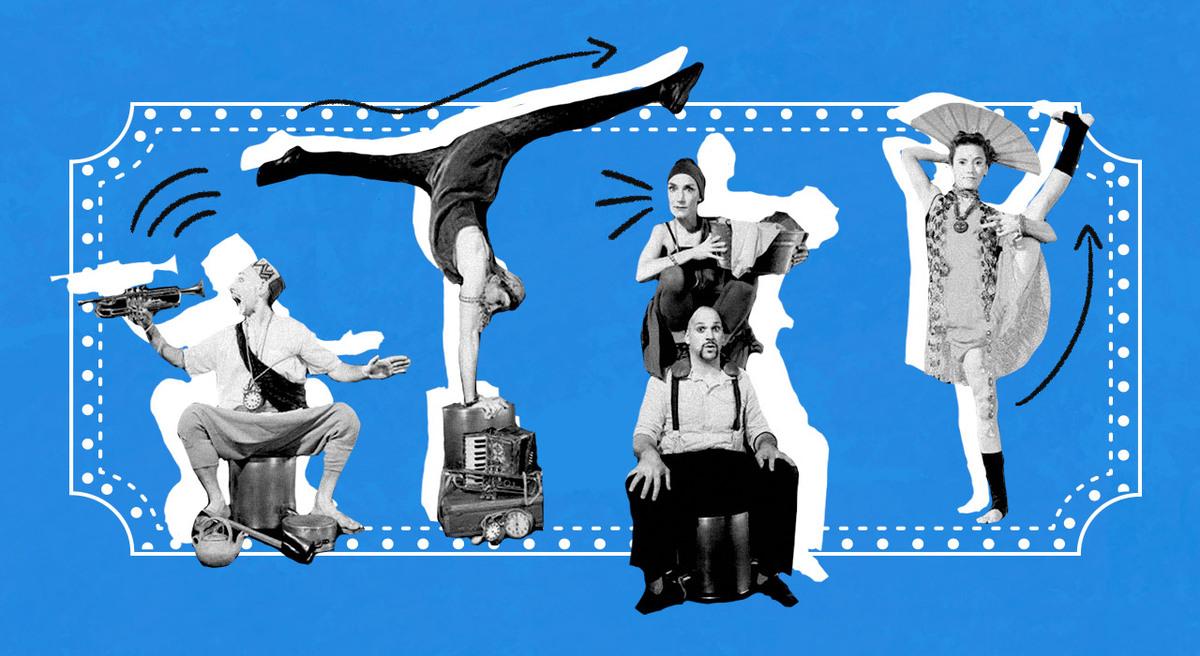 Circo del Sur, un emprendimiento social que logra empoderar a jóvenes a través del arte