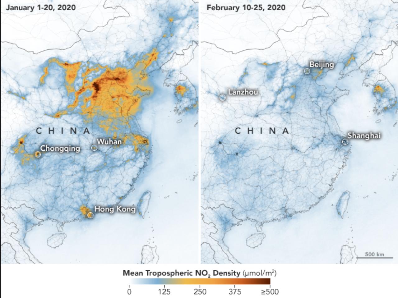 Coronavirus. Con cuarentenas extremas China empieza a controlar la epidemia