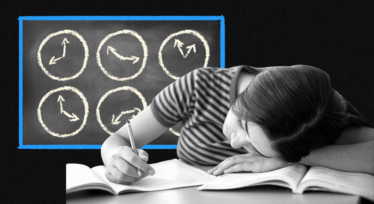 ¿7.30? ¿8.30? A qué hora deberían empezar las clases para que los y las adolescentes aprendan mejor