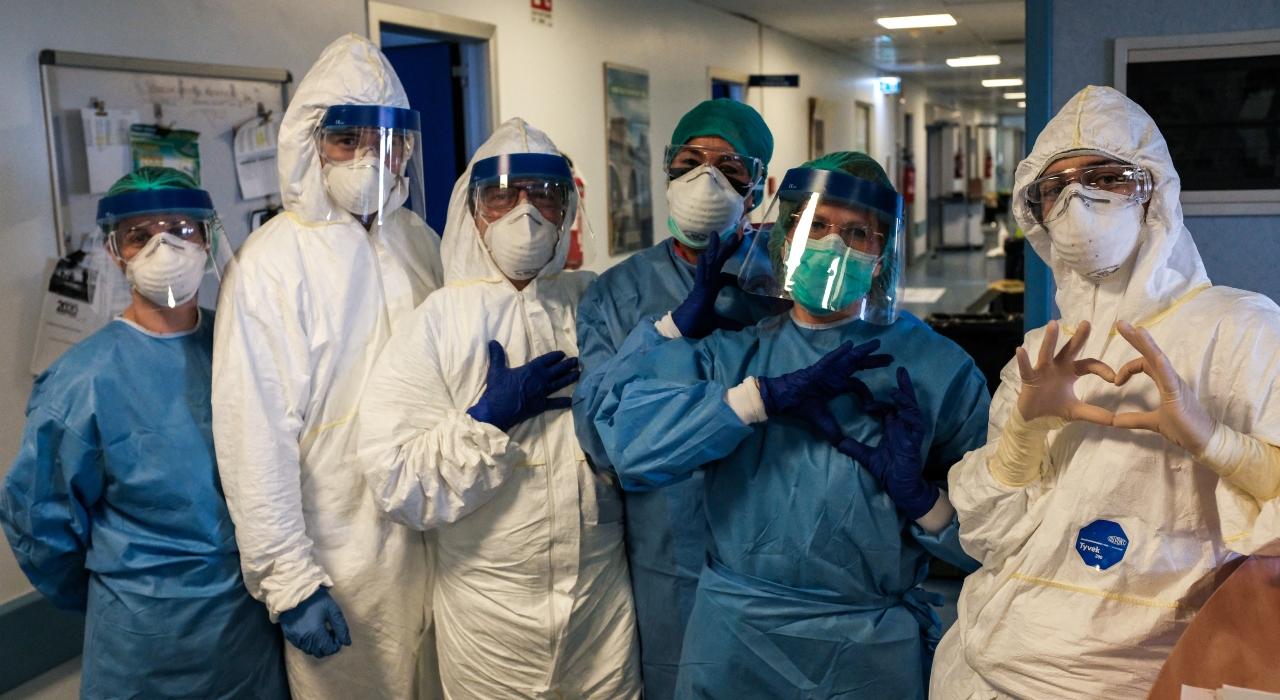 Se lograron recuperar 1.162 pacientes por coronavirus