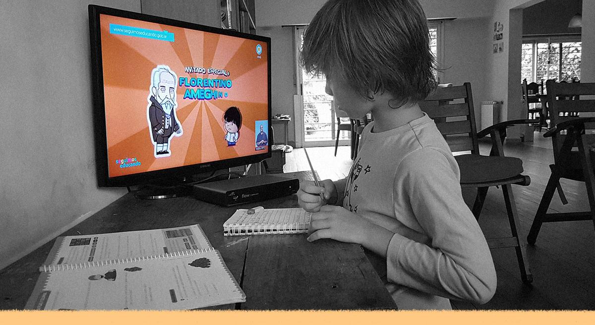 Qué están haciendo gobiernos, docentes y padres para continuar con las clases a distancia